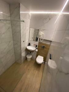 Łazienka w obiekcie OWS Dorota