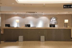 The lobby or reception area at ANA Holiday Inn Sapporo Susukino, an IHG Hotel