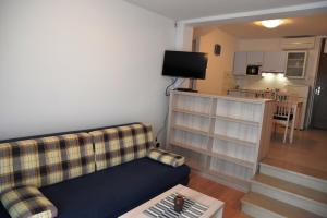 A seating area at Apartments Palma & Pino