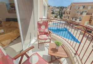 A view of the pool at Pafilia Garden Apartments or nearby