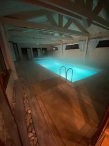 The swimming pool at or close to Usadba Demidova