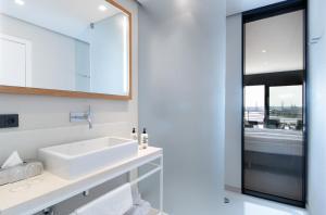 Ein Badezimmer in der Unterkunft The Suites Rainvilleterrasse