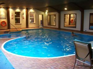 The swimming pool at or near Elstead Hotel