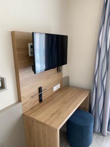 TV/Unterhaltungsangebot in der Unterkunft Hotel Rosenbusch