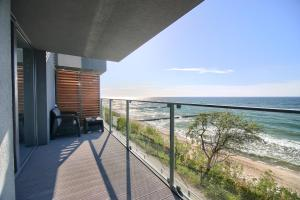 A balcony or terrace at Sailor Residence