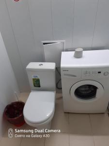 Ванная комната в Серышева 34
