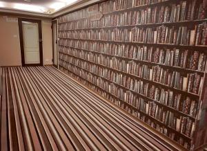 飯店的圖書館
