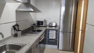 Una cocina o zona de cocina en Lux Apartment - Floor 35