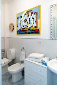 Bagno di B&B Pietra Luce