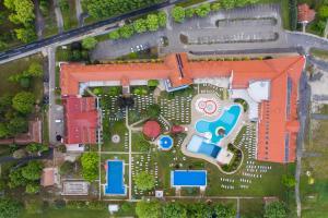 Půdorys ubytování Kehida Termál Resort & Spa