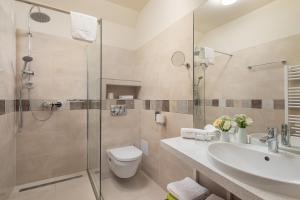 Koupelna v ubytování Kehida Termál Resort & Spa