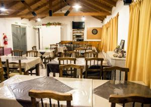 A restaurant or other place to eat at Apartment Al Sur