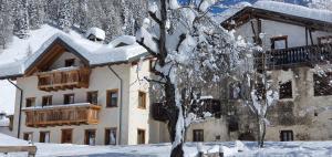 Stella Alpina Suite during the winter