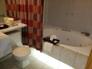 Ванная комната в Auberge Champetre