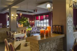 Restauracja lub miejsce do jedzenia w obiekcie Hotel Notabene