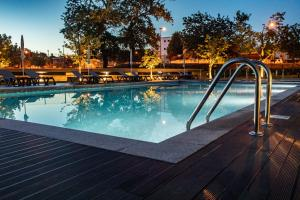 The swimming pool at or near Luna Arcos Hotel Nature & Wellness
