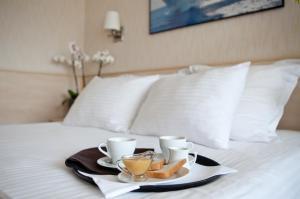 Завтрак для гостей Отель Ялта Интурист