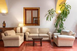 Zona de estar de Hotel Sao Joao De Deus