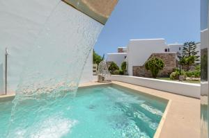 The swimming pool at or near Argo Boutique Hotel