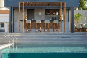 The swimming pool at or close to Casa D'Irene Deluxe Hotel