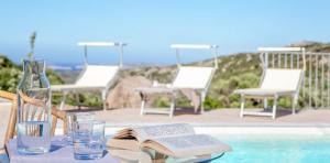 The swimming pool at or close to La casa di Memmi Suites & Rooms