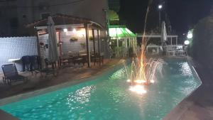 The swimming pool at or close to Park Hotel