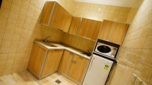 A cozinha ou cozinha compacta de Al Muhaidb Sudair