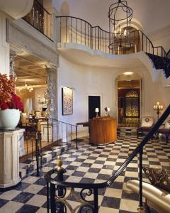 The lobby or reception area at Rosewood Mansion on Turtle Creek