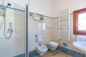 Een badkamer bij Hotel Bonsai