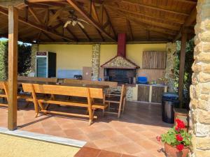 Εγκαταστάσεις μπάρμπεκιου για όλους τους επισκέπτες του διαμερίσματος