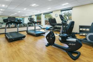 The fitness center and/or fitness facilities at Hyatt Place Fort Lauderdale Airport/Cruise Port