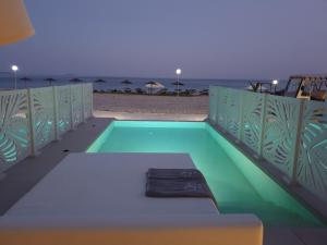 The swimming pool at or near Blue Dream Palace Trypiti Beach Resort & Spa