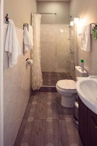 Ванная комната в Бутик-Отель Музея Музыка и время
