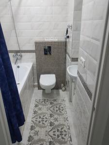 Ванная комната в Apartment Svetlana