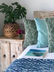 Cama o camas de una habitación en One Thousand Waves
