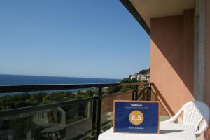 A balcony or terrace at Bobby Executive