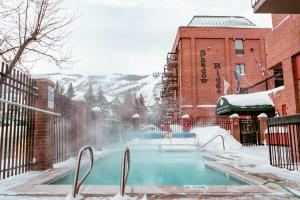 The swimming pool at or near Shadow Ridge