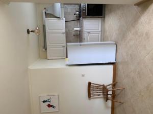 Ванная комната в Apartment on Chaykovskogo
