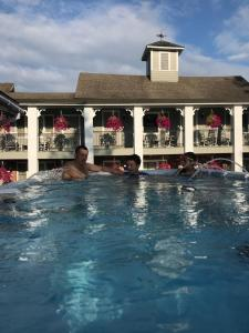 The swimming pool at or close to Stay Saratoga