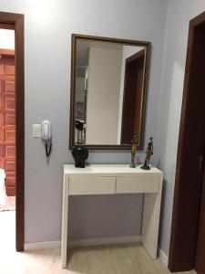 A bathroom at Vilaggio Montecastello II