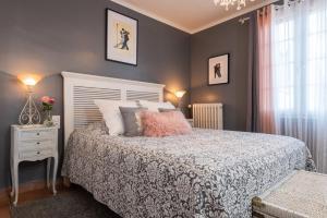 A bed or beds in a room at La Beytina - B&B and Apartment