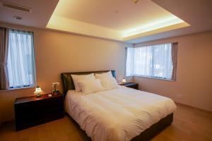 Grand Phenix Hakuba - Vacation STAY 85036にあるベッド
