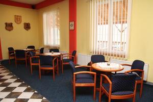 Restaurace v ubytování Milotín