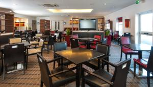 A restaurant or other place to eat at Holiday Inn Express Bristol Filton, an IHG Hotel