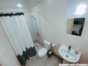 Ванная комната в База Отдыха Сосновый Бор