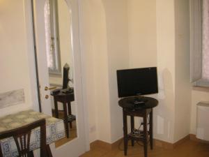 TV o dispositivi per l'intrattenimento presso Residenza Baldesca