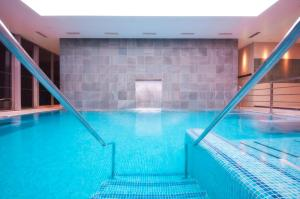The swimming pool at or near Champneys Tring