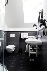 Ванная комната в Vila Mila
