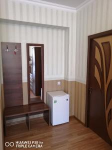 Телевизор и/или развлекательный центр в Мини Отель Морской Бриз