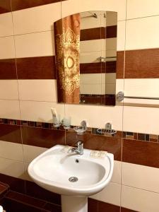 Ванная комната в Отель Джамиля